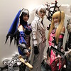 Shanoa, Aeon, and Maria Renard