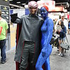 Magneto and Mystique
