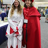 White Mage and Red Mage