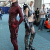 Mord-Sith and Witchblade