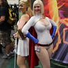 She-Ra and Power Girl