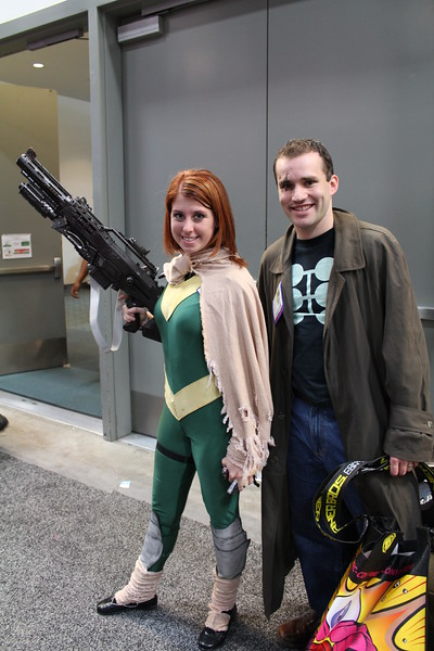Hope Summers and Jamie Madrox