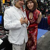 Lee Chaolan and Anna Williams