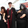 Bellatrix Lestrange, Harry Potter, and Death Eater