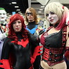 Joker, Batwoman, Nightwing, and Harley Quinn
