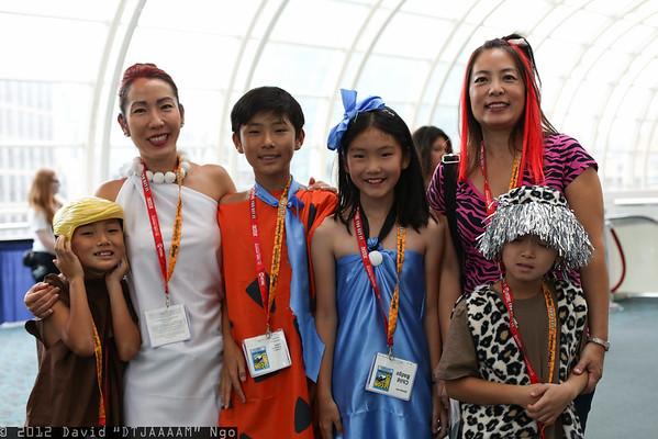 San Diego Comic-Con 2012 - Thursday