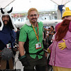 Hogun, Fandral, and Volstagg