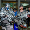 Clayton Carmine and Marcus Fenix