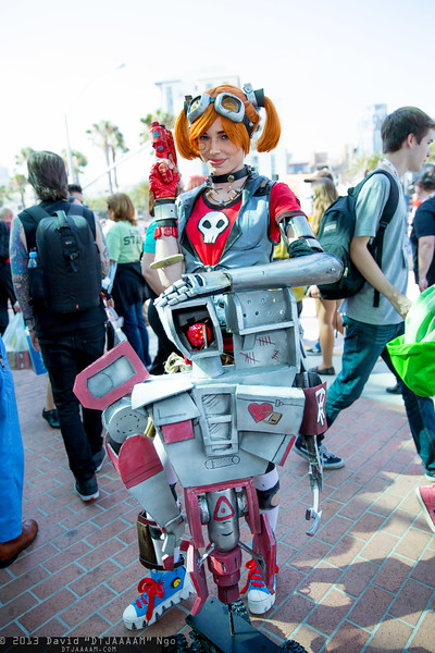 Gaige and Deathtrap