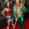 Wonder Woman and Aquaman