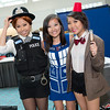 Amy Pond, TARDIS, and Doctor Who