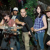 Daryl Dixon, Glenn Rhee, Shane Walsh, Lori Grimes, and Rick Grimes