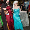 Mother Gothel and Elsa