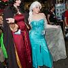 Mother Gothel and Elsa