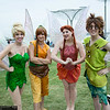 Tinker Bell, Fawn, Rosetta, and Bobble