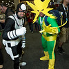 Bullseye and Electro