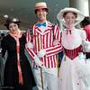 Mary Poppinses and Bert