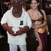Admiral Ackbar and Princess Leia Organa