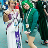 Princess Zelda and Saria
