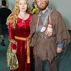 Cersei Lannister and Jaime Lannister