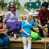 Marceline, Lumpy Space Princess, Fionna, and Marshall Lee