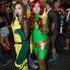 Rogue and Phoenix