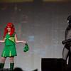 Poison Ivy and Batman