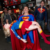 Superman and Supergirl