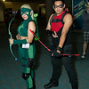 Artemis and Red Arrow