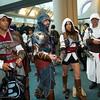 Ezio Auditore da Firenzes, Connor Kenway, and Altair Ibn-La'Ahad