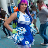 Monsters University Cheerleader