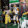 Boba Fett, Bossk, Clone Trooper, and R2-Droid