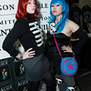 Kim Pine and Ramona Flowers