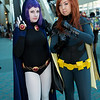Raven and Batgirl