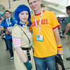 Ramona Flowers and Scott Pilgrim