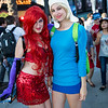 Jessica Rabbit and Fionna