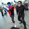 Nightcrawler and Cyclops