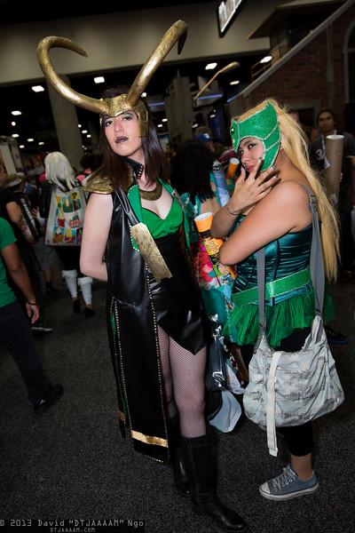 Loki and Enchantress
