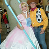 Bo Peep and Woody