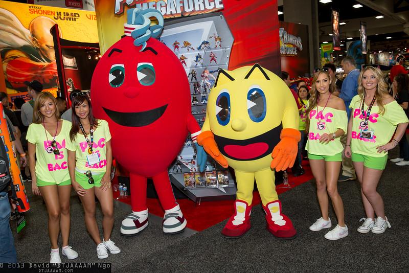 Pac-Man Models, Spiral, and Pac-Man