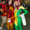 Dark Phoenix and Rogue