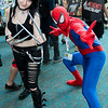 X-23 and Spider-Man