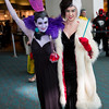 Yzma and Cruella de Vil