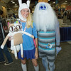 Fionna, Ice King, and Cake