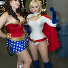 Wonder Woman and Power Girl