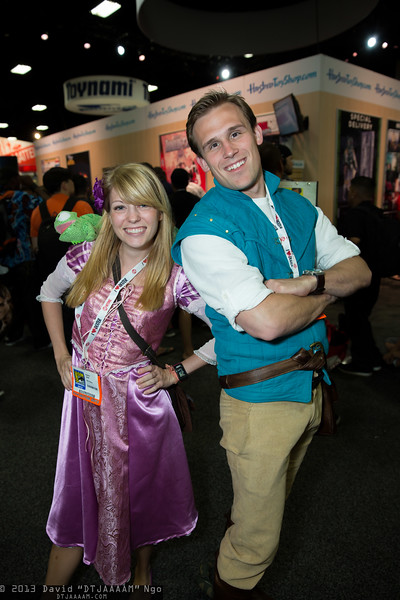 Rapunzel, Flynn Rider, and Pascal