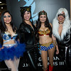 R2-D2, Catwoman, Wonder Woman, and Black Cat