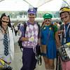 Dr. Mario, Waluigi, Luigi, and Wario