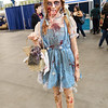 Zombie Dorothy Gale and Zombie Toto