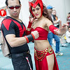 Wonder Man and Scarlet Witch